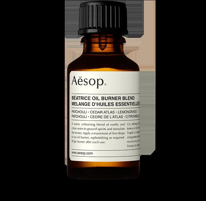 Béatrice Oil Burner Blend by Aesop