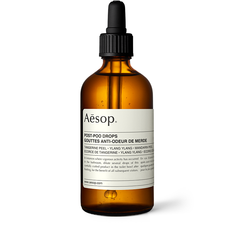 Aesop home post poo drops 100ml large